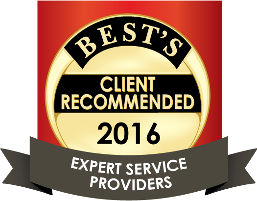 2016 Expert Service Providers